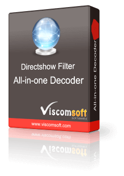 All-in-one Decoder Directshow Filter