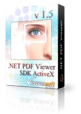 .NET PDF Viewer SDK