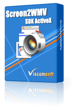 Screen2WMV SDK ActiveX