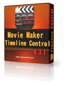 Movie Maker Timeline Control