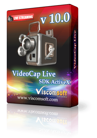 VideoCap Live Streaming SDK ActiveX