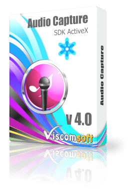 Audio Capture SDK ActiveX