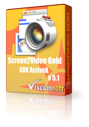 Screen2Video Gold SDK ActiveX