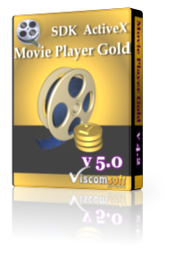 Movie Player Gold SDK ActiveX