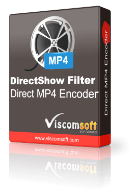 Direct MP4 Encoder Directshow Filter