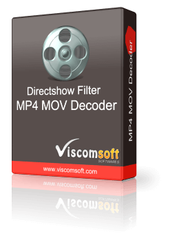 MP4 MOV Decoder DirectShow Filter