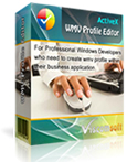 WMV Profile Editor SDK ActiveX 2.0