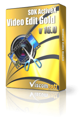 Video Edit Gold SDK ActiveX